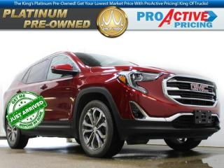 Used 2018 GMC Terrain SLT | 2.0L 4cyl | HTD Leather Buckets | Remote Sta for sale in Virden, MB