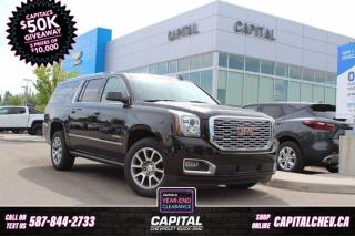 New 2020 GMC Yukon XL Denali for sale in Calgary, AB