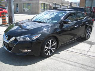Used 2016 Nissan Maxima 4DR SDN PLATINUM for sale in North York, ON