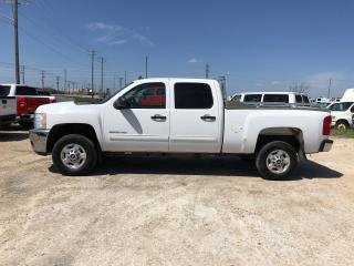 Used 2012 Chevrolet Silverado 2500 HD LT for sale in Headingley, MB