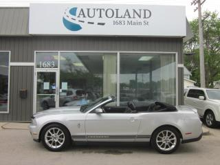 Used 2010 Ford Mustang V6 for sale in Winnipeg, MB