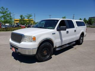 Used 2007 Ford F-150 XLT, 4X4, 6 pass, DVD, 3/Y warranty available. for sale in Toronto, ON