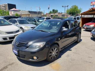 Used 2006 Mazda MAZDA3 Leather, Sunroof, Auto, 3/Y Warranty available, for sale in Toronto, ON
