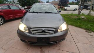 Used 2004 Toyota Corolla CE for sale in Windsor, ON