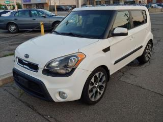 Used 2012 Kia Soul 4U ***NAVIGATION/BLUETOOTH/SUNROOF/ONLY 144 KMS*** for sale in Hamilton, ON