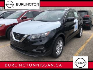 New 2020 Nissan Qashqai FWD SV CVT for sale in Burlington, ON