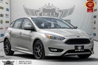 Used 2017 Ford Focus SE, NO ACCIDENT, REAR CAM, BLUETOOTH, HEATED SEAT for sale in Toronto, ON