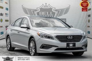 Used 2015 Hyundai Sonata 2.4L Limited, NO ACCIDENT, NAVI, REAR CAM, B.SPOT, LANE DEP for sale in Toronto, ON