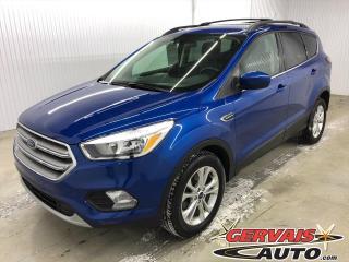 Used 2017 Ford Escape SE MAGS CAMÉRA DE RECUL SIÈGES CHAUFFANTS BLUETOOTH for sale in Trois-Rivières, QC