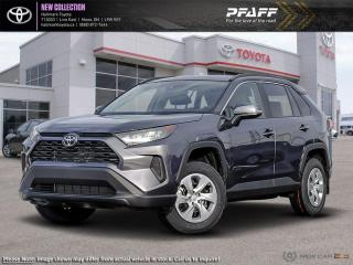 Used 2020 Toyota RAV4 AWD LE for sale in Orangeville, ON