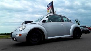 Used 2000 Volkswagen New Beetle GLS for sale in Brandon, MB