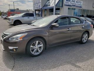 Used 2013 Nissan Altima 2.5 SL NAVIGATION|BLIND SPOT|CAMERA|NO ACCIDENT|CERTIFIED for sale in Concord, ON