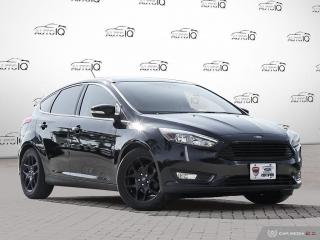 Used 2018 Ford Focus SEL for sale in Barrie, ON