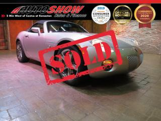 Used 2007 Pontiac Solstice Convertible - Leather & Low K!! for sale in Winnipeg, MB