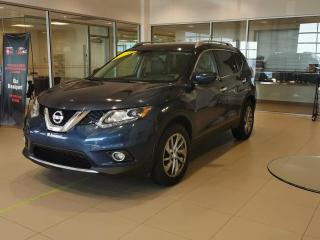 Used 2016 Nissan Rogue Traction intégrale 4 portes SL for sale in Beauport, QC