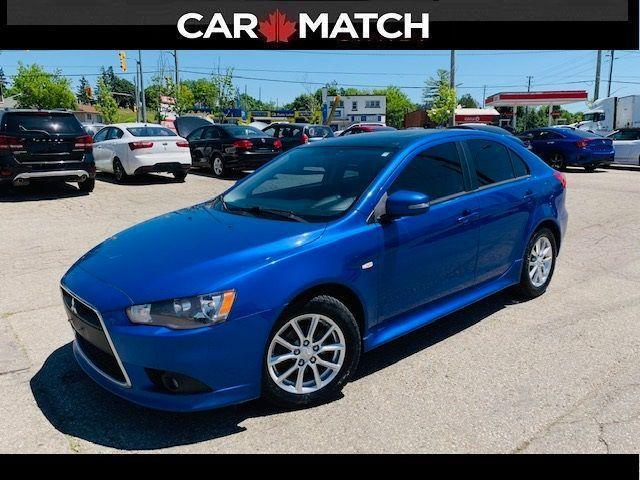 2015 Mitsubishi Lancer Sportback SE / AUTO / NO ACCIDENTS