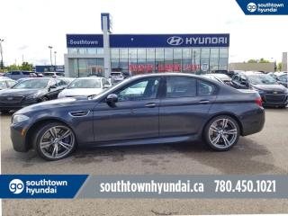 Used 2013 BMW M5 HEADS UP DISPLAY/BACKUP CAM/SUNROOF for sale in Edmonton, AB