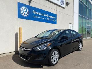 Used 2015 Hyundai Elantra GL Auto - Heated seats / Bluetooth for sale in Edmonton, AB