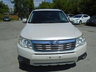 Used 2009 Subaru Forester X Limited for sale in Mississauga, ON