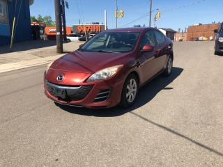 Used 2010 Mazda MAZDA3 GX auto bluetooth certified for sale in Toronto, ON