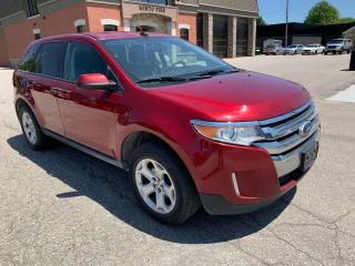Used 2014 Ford Edge SEL | NAVIGATION | HEATED FRONT SEATS for sale in Harriston, ON
