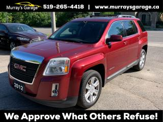 Used 2012 GMC Terrain SLT-1 for sale in Guelph, ON