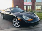 Photo of Black 2002 Porsche Boxster