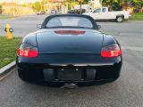 2002 Porsche Boxster Soft Top Convertible 5-Speed Manual