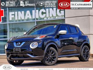 Used 2017 Nissan Juke SV AWD | Backup Camera | Cruise | HTD Seat for sale in St Catharines, ON