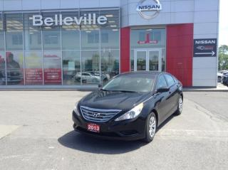 Used 2013 Hyundai Sonata GL LOW LOW KM 1 OWNER LOCAL TRADE for sale in Belleville, ON