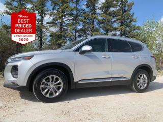 Used 2019 Hyundai Santa Fe Essential AWD w-Safety Package *Rear Camera* for sale in Winnipeg, MB