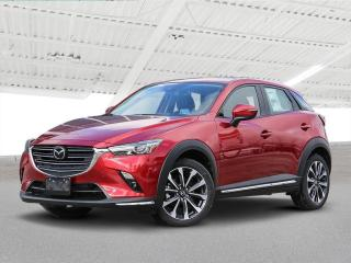 Used 2019 Mazda CX-3 GT|Courtesy Blowout for sale in Brandon, MB