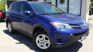 Used 2015 Toyota RAV4 LE FWD - BACK-UP CAM! HEATED SEATS! for sale in Kitchener, ON