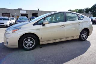 Used 2010 Toyota Prius PRIUS II CERTIFIED 2YR WARRANTY CAMERA *1 OWNER*FREE ACCIDENT* CRUISE ALLOYS AUX for sale in Milton, ON
