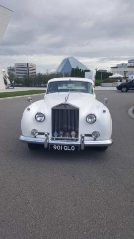 1956 Rolls Royce Silver Cloud 1 Cloud 1