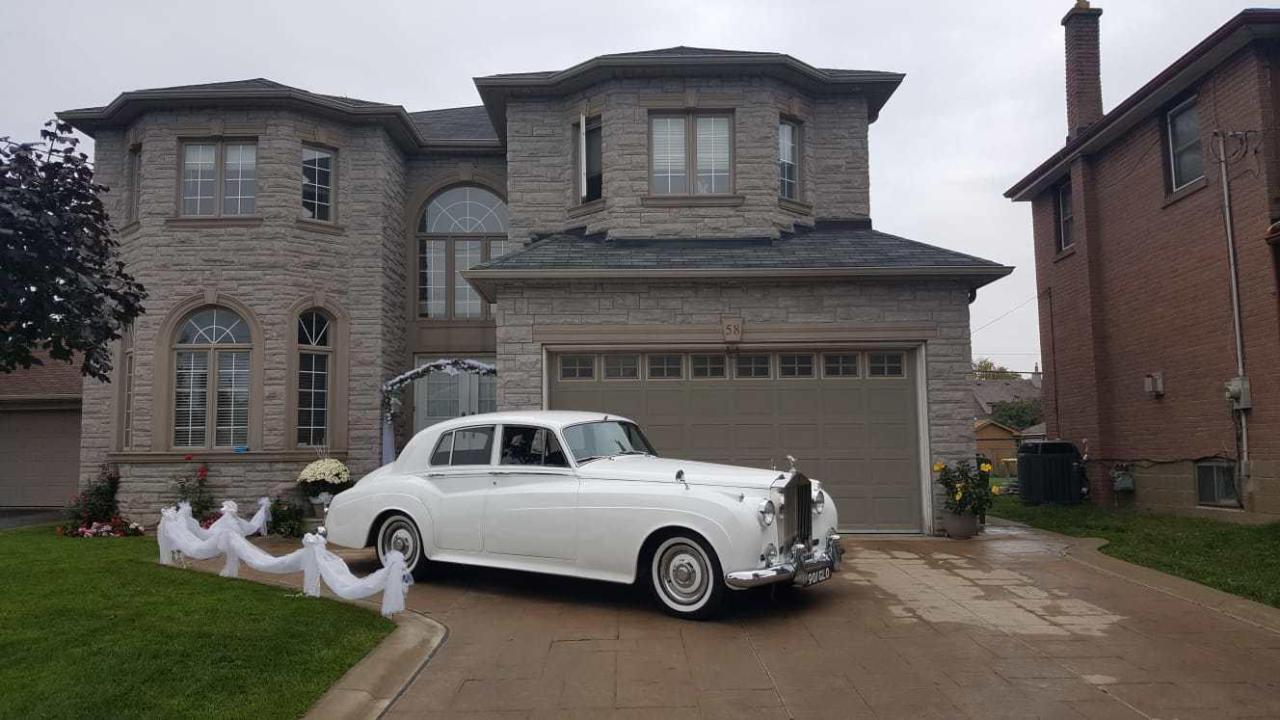 1956 Rolls Royce Silver Cloud 1