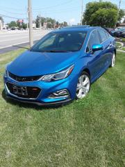 Used 2017 Chevrolet Cruze RS for sale in Windsor, ON