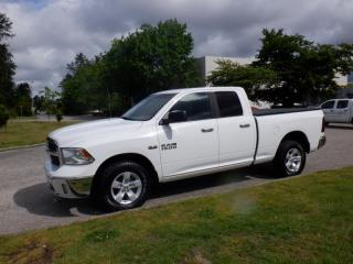 Used 2013 RAM 1500 SLT QUAD CAB 4WD for sale in Burnaby, BC
