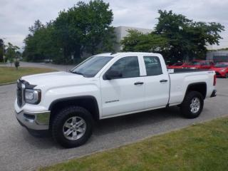 Used 2016 GMC Sierra 1500 Base Double Cab 4WD for sale in Burnaby, BC