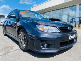 Used 2012 Subaru Impreza WRX 4dr Sdn WRX for sale in Lévis, QC
