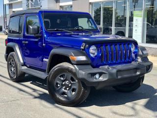 Used 2018 Jeep Wrangler '' JL '' Sport  NOUVELLE GÉNÉRATION for sale in Ste-Marie, QC