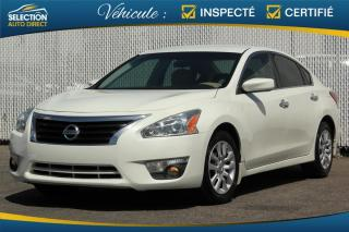 Used 2013 Nissan Altima 2.5 S for sale in Ste-Rose, QC