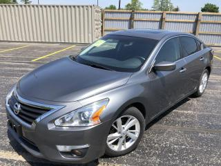 Used 2014 Nissan Altima S 2WD for sale in Cayuga, ON