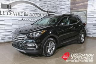 Used 2017 Hyundai Santa Fe Sport SPORT+MAGS+A/C+CAM/REC+BLUETOOTH for sale in Laval, QC