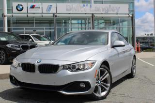 Used 2016 BMW 4 Series XDRIVE GRAN COUPE for sale in Langley, BC