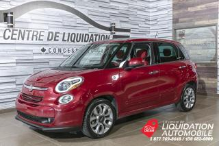 Used 2014 Fiat 500 L Sport+TOIT+MAGS+A/C+BLUETOOTH for sale in Laval, QC
