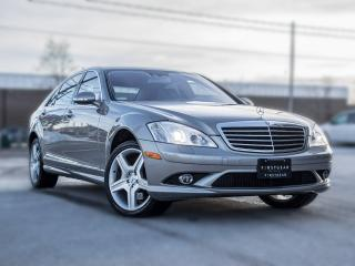 Used 2007 Mercedes-Benz S-Class V8 I NAVIGATION I BACK UP I LOW KM I PRICE TO SELL for sale in Toronto, ON