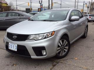 Used 2013 Kia Forte Koup for sale in Toronto, ON