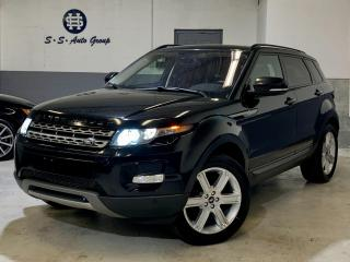Used 2013 Land Rover Range Rover Evoque PURE PLUS|BCK UP|PANO ROOF|ACCIDENT FREE|ONE OWNER for sale in Oakville, ON