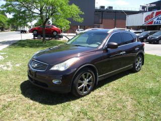 Used 2010 Infiniti EX35 ~ 360 CAMERAS ~ NAV ~ CERTIFIED for sale in Toronto, ON